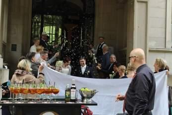 Cocktail-Bike, Bar Catering, Standesamt, Hochzeitsempfang
